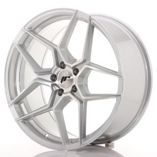 JR34 9x20 5x120 ET35 SILVER MACHINED