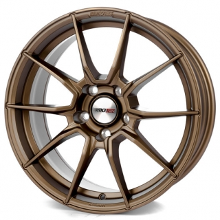 MOTEC MCR2 ULTRALIGHT 7x17 4x100 ET42 63,4 MATT BRONZE