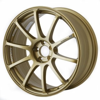 ADVAN RS 8x18 5x100 ET45 GOLD