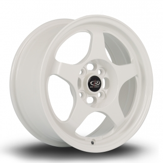 ROTA SLIPSTREAM 6,5x15 4x100 ET35 WHITE
