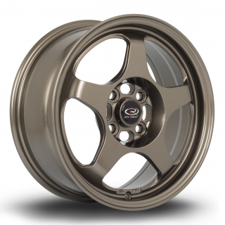 ROTA SLIPSTREAM 6,5x15 4x100 ET35 BRONZE