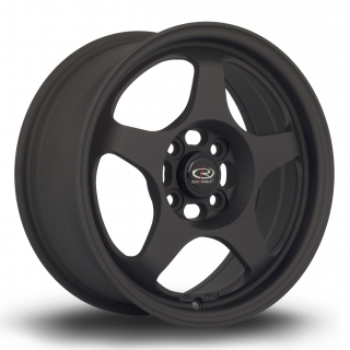 ROTA SLIPSTREAM 6,5x15 4x100 ET35 FLAT BLACK