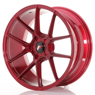 JR30 8,5x19 5H BLANK ET20-40 PLATINUM RED