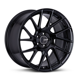 ENKEI TM-7 8x18 5x112 ET45 GLOSS BLACK