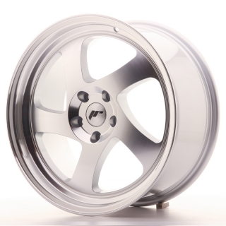 JR15 8,5x18 5x112 ET40 SILVER MACHINED