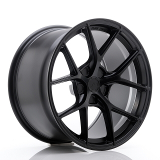 JR WHEELS SL01 10,5x18 5x108 ET25-38 MATT BLACK