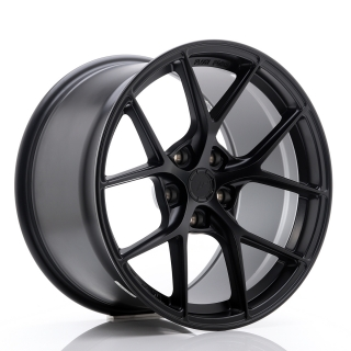 JR WHEELS SL01 10,5x18 5x118 ET25-38 MATT BLACK