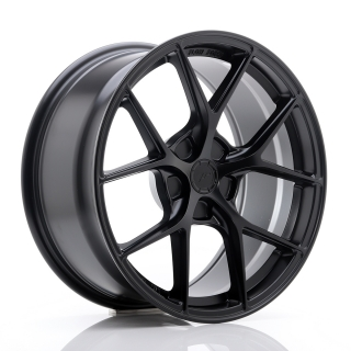 JR WHEELS SL01 8,5x18 5x118 ET20-42 MATT BLACK