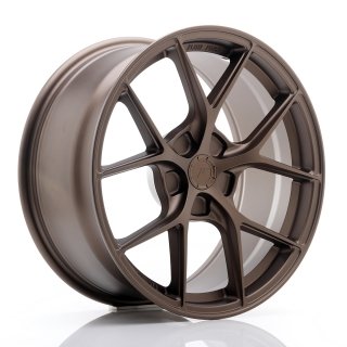 JR WHEELS SL01 8,5x18 5x118 ET20-42 MATT BRONZE