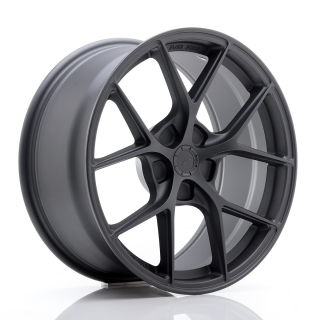 JR WHEELS SL01 8,5x18 5x118 ET20-42 MATT GUNMETAL