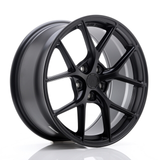 JR WHEELS SL01 8,5x18 5x108 ET42 MATT BLACK