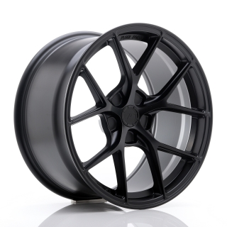 JR WHEELS SL01 9,5x18 5x118 ET25-38 MATT BLACK