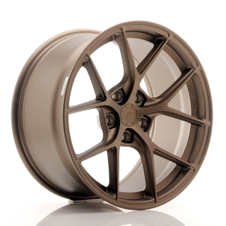 JR WHEELS SL01 9,5x18 5x108 ET25-38 MATT BRONZE