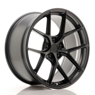 JR WHEELS SL01 9,5x19 5x114,3 ET25-40 MATT BLACK