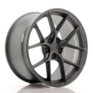 JR WHEELS SL01 9,5x19 5x114,3 ET25-40 MATT GUNMETAL
