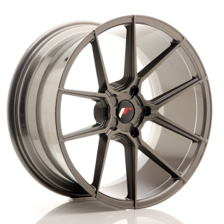 JR30 10x20 5x130 ET20-40 HYPER GRAY