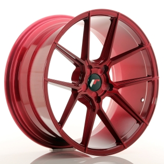 JR30 10x20 5x130 ET20-40 PLATINUM RED