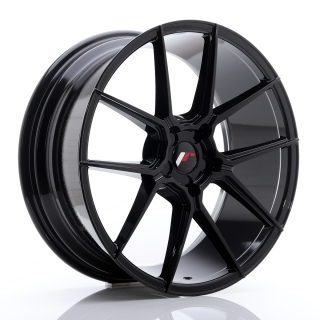 JR30 8,5x20 5x130 ET20-40 GLOSS BLACK