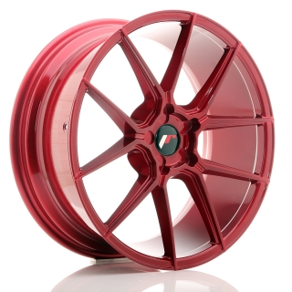 JR30 8,5x20 5x130 ET20-40 PLATINUM RED