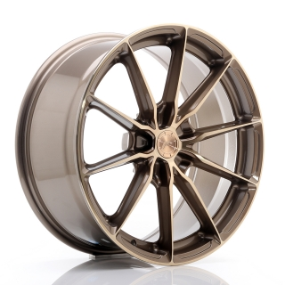 JR37 8,5x19 5x108 ET20-45 PLATINUM BRONZE