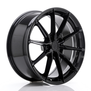 JR37 8,5x19 5x108 ET35-45 GLOSS BLACK