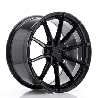 JR37 9,5x19 5x114,3 ET20-45 GLOSS BLACK