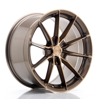 JR37 9,5x19 5x108 ET35-45 PLATINUM BRONZE