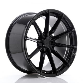 JR37 10,5x20 5x112 ET20-40 GLOSS BLACK