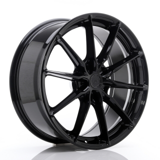 JR37 8,5x20 5x130 ET20-45 GLOSS BLACK