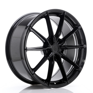 JR37 9x20 5x112 ET20-45 GLOSS BLACK
