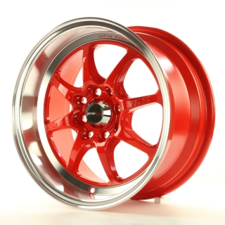 TF2 7,5x15 4x100/114,3 ET10 RED
