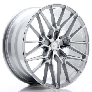 JR38 8,5x19 5x118 ET20-45 SILVER MACHINED FACE