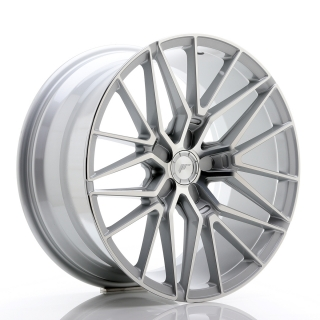 JR38 9,5x19 5x118 ET20-45 SILVER MACHINED FACE