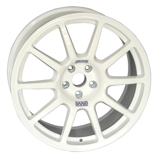 BRAID FULLRACE A 8x18 5x130 ET-30/70 WHITE