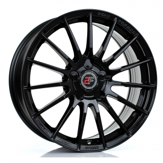 2FORGE ZF1 7,5x17 5x112 ET10-51 GLOSS BLACK