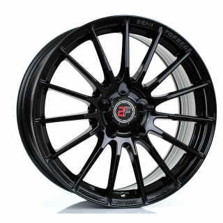 2FORGE ZF1 8x17 5x112 ET10-58 GLOSS BLACK