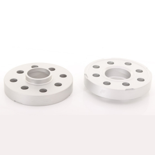 JRWS2 Spacers 25mm 5x108/110 65,1 65,1 SILVER
