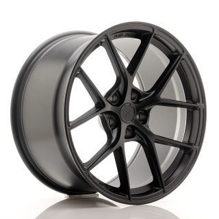 JR WHEELS SL01 10,5x19 5x114,3 ET25-40 MATT BLACK