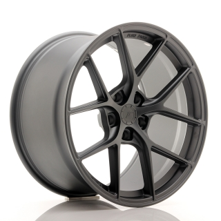 JR WHEELS SL01 10,5x19 5x114,3 ET25-40 MATT GUNMETAL