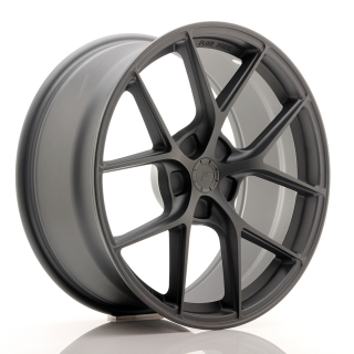 JR WHEELS SL01 8,5x19 5x114,3 ET25-40 MATT GUNMETAL
