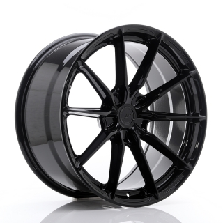 JR37 10x20 5x118 ET20-45 GLOSS BLACK