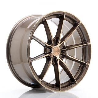 JR37 10x20 5x118 ET20-45 PLATINUM BRONZE