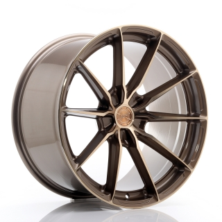 JR37 10,5x20 5x118 ET20-40 PLATINUM BRONZE