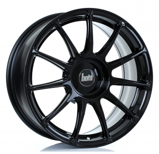 BOLA VST 7,5x17 5x110 ET40-45 GLOSS BLACK